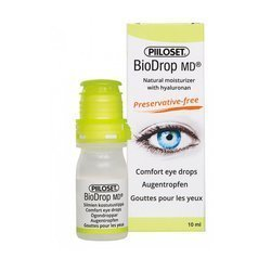 Piiloset BioDrop MD 10 ml - krople do oczu