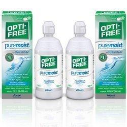 Zestaw 2x Opti-Free PureMoist 300 ml