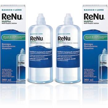 Zestaw ReNu MultiPlus 2x 360 ml + GRATIS 60 ml