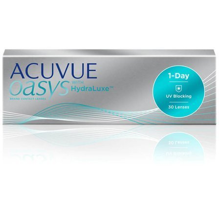 Acuvue® Oasys 1-Day with HydraLuxe