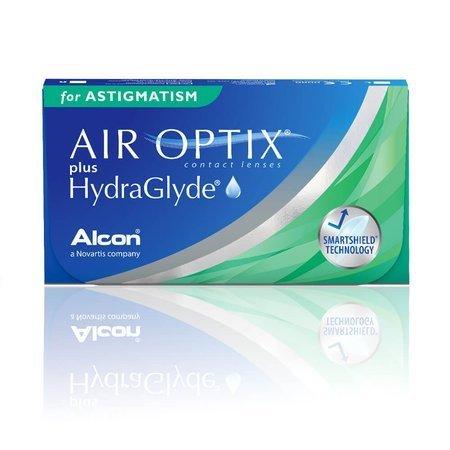 Air Optix Plus HydraGlyde for Astigmatism 3 szt.