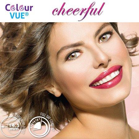 ColourVue Cheerful 2 szt. (korekcyjne)