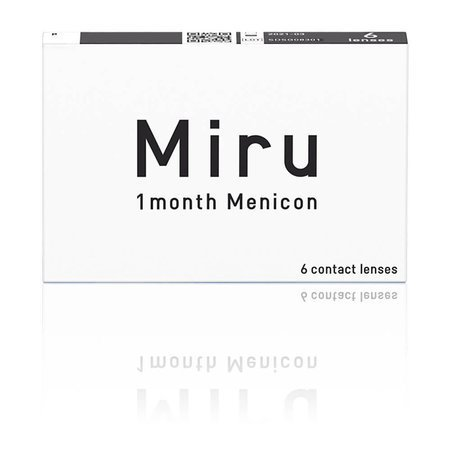 Miru 1month Menicon 6 szt.