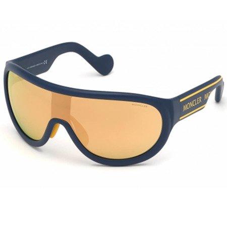 Moncler ML0106 91C okulary przeciwsłoneczne