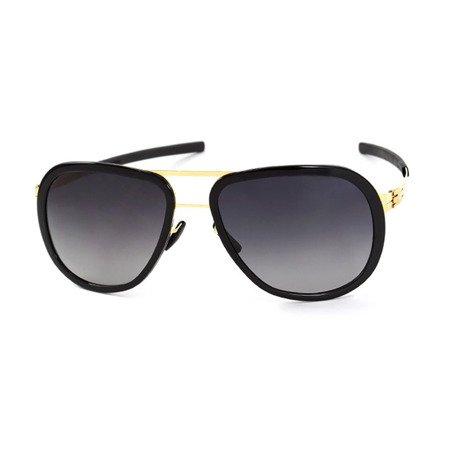 Okulary przeciwsłoneczne ic! berlin S25 TEGEL D0002 SUN GOLD