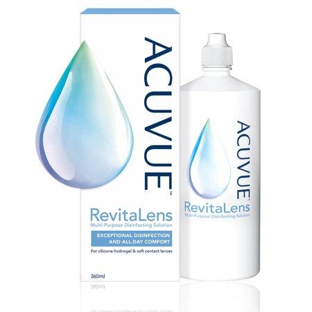 Płyn Acuvue RevitaLens 360 ml