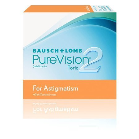PureVision 2 for Astigmatism 6 szt.