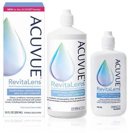 Zestaw Acuvue RevitaLens 360 ml + 100 ml