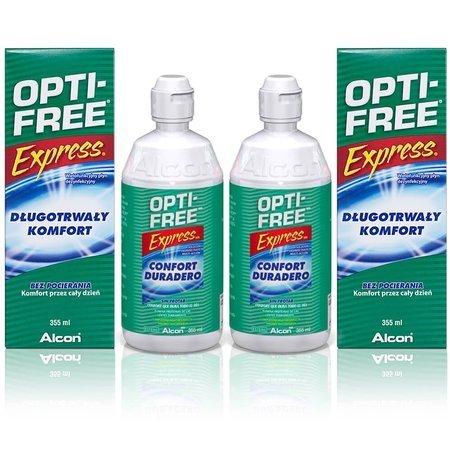 Zestaw płynów Opti-Free Express 2 op. x 355 ml